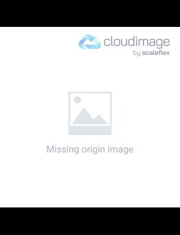 鍍金耳扣 純銀18K金層迷你長棍麵包亮鑽耳扣 Trium Jewelry